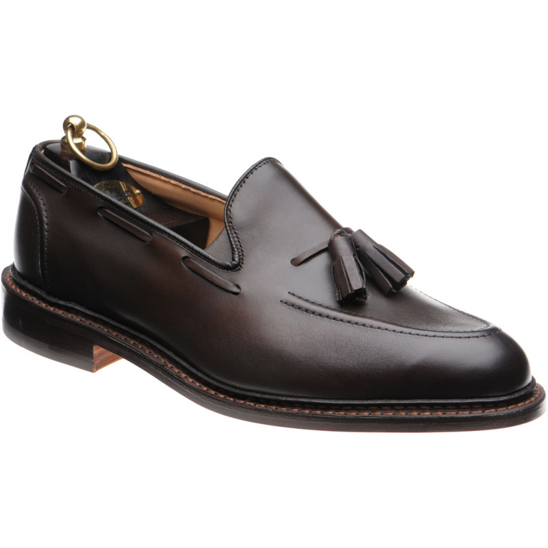 Elton tasselled loafers