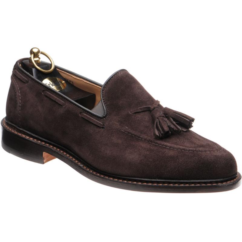 Elton tasselled loafers