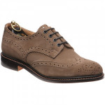 Trickers Bourton Suede brogues