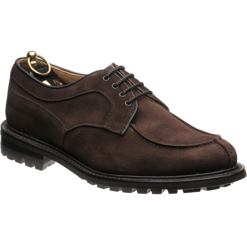 Rex rubber-soled Derby shoes