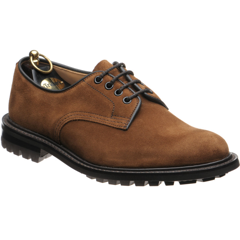 Daniel rubber-soled Derby shoes