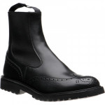 Trickers Henry (LW) rubber-soled brogue boots