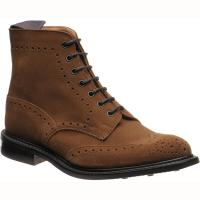 trickers stow lw in snuff repello suede