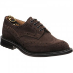 Bourton LW  rubber-soled brogues