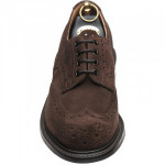 Trickers Bourton LW  rubber-soled brogues