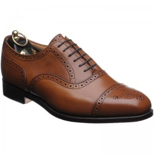 trickers kensington in beechnut calf