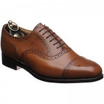 Trickers Kensington semi-brogues