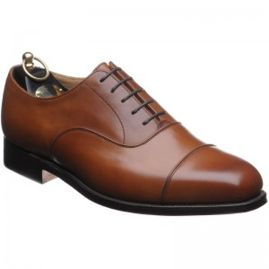 trickers regent in beechnut calf