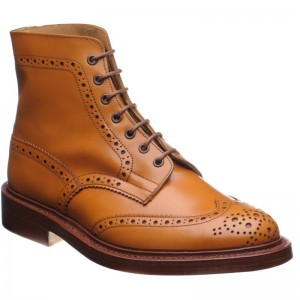 trickers stow in acorn calf