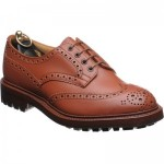 Keswick (rubber) rubber-soled brogues