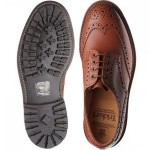Trickers Keswick  rubber-soled brogues