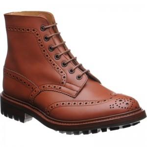 Malton  brogue boots