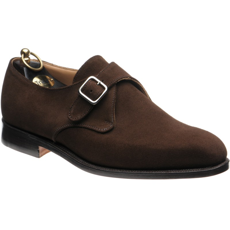 Mayfair monk shoes