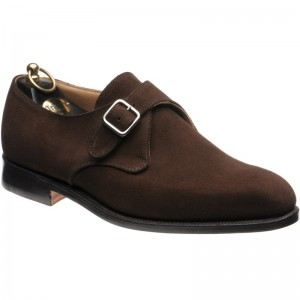Mayfair in Chocolate Suede