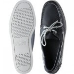 Sebago Docksides rubber-soled deck shoes