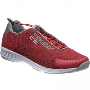 Sebago Cyphon Sea Sport rubber-soled deck shoes
