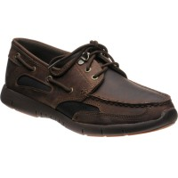 Sebago Clovehitch Lite rubber-soled deck shoes