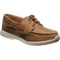 Clovehitch Lite rubber-soled deck shoes