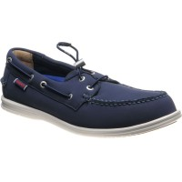Sebago Litesides Two Eyelet Neoprene rubber-soled deck shoes