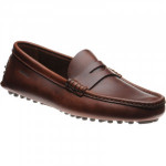 Sebago Russel rubber-soled driving moccasins