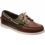 Sebago Trickey rubber-soled deck shoes