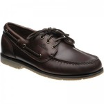 Sebago Foresider rubber-soled deck shoes