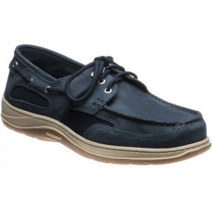 sebago clovehitch in navy