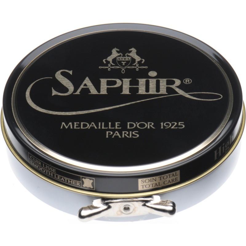 Saphir Pate De Luxe High Gloss Polish 100ml