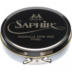 saphir pate de luxe high gloss polish 100ml in neutral