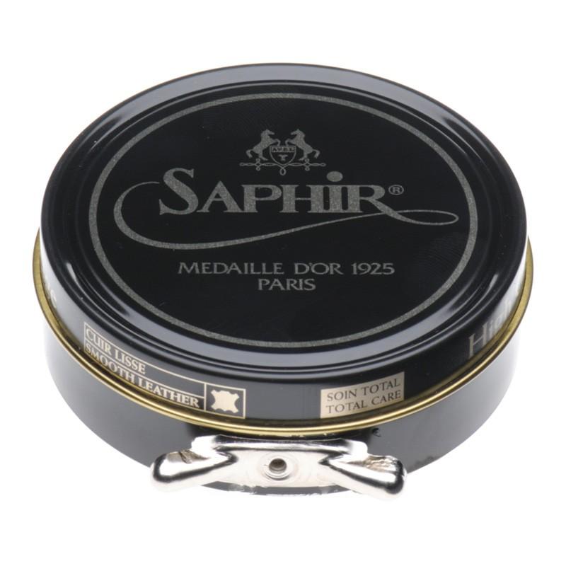 Saphir Pate De Luxe High Gloss Polish 50ml