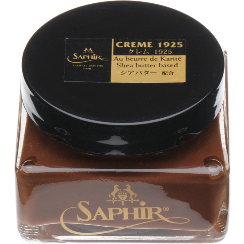 Saphir Creme 1925 Cream Jar 75ml