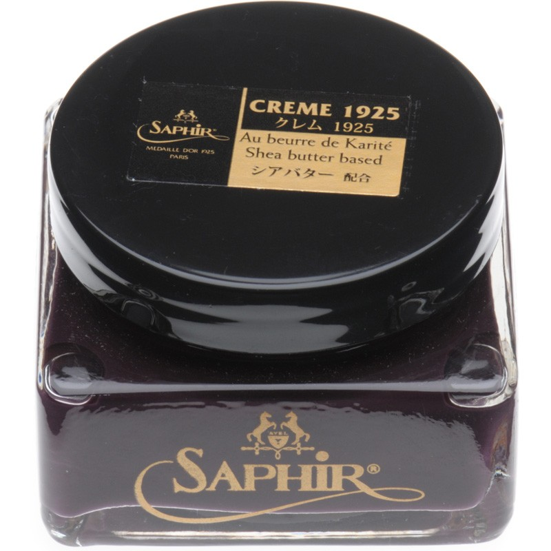 Saphir Creme 1925 Cream Jar 75ml