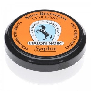 Saphir Etalon Noir Saddle Soap