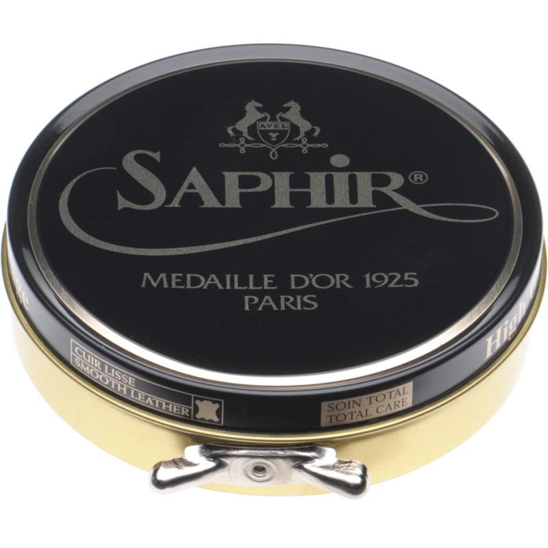 Saphir Saphir Graisse Medaille Dor