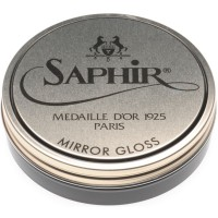 saphir mirror gloss 75ml in dark brown