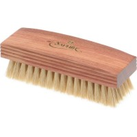 saphir hi shine polishing brush in pale bristle