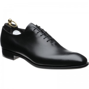 Niven in Black Calf