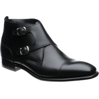wildsmith guinness in black calf