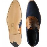 Harrison two-tone shoes