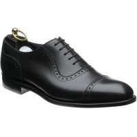 wildsmith pimlico in black calf