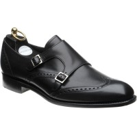 wildsmith trafalgar ii in black calf