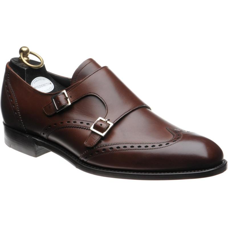 Wildsmith Trafalgar II double monk shoes