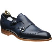 wildsmith trafalgar ii in navy calf