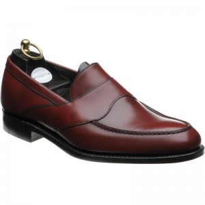 Barnes in Cherry Calf