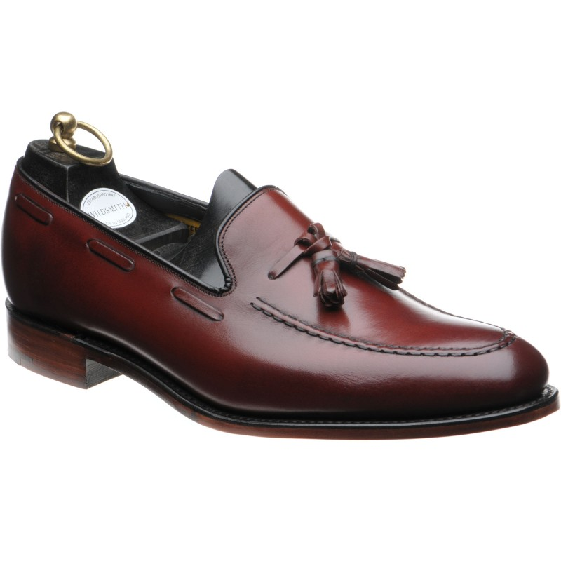 Battersea tasselled loafers