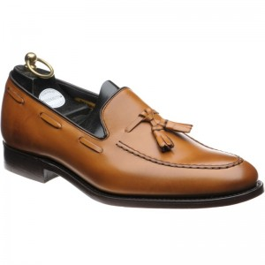 Battersea in Chestnut Calf