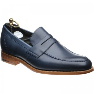 Bayswater in Navy Calf