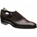Wildsmith Grosvenor monk shoes