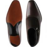 Grosvenor monk shoes