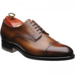 9381 rubber-soled Derby shoes